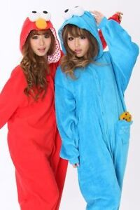 Cookies monster Elmo Onesie Melbourne Brand New Pajama Party Wear North Melbourne Melbourne City Preview