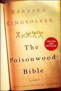 Poisonwood Bible-Barbara Kingsolver book + bonus book