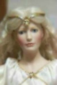 Queen Galadriel-2 ft tall + 3 ft Train + Crystal+ Box--$149.