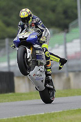 MotoGP Rossi poster
