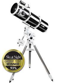 Skywatcher 200p EQ 5 mount