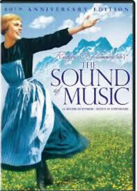 Musicals & Music biopic dvds (see list)
