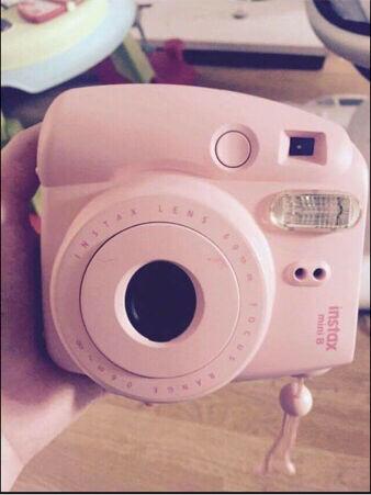 Fujifilm Mini 8 Instax With Accessories