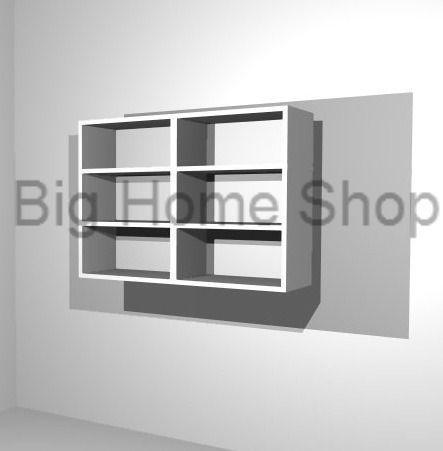 300mm larder kitchen units sets ebay for Kitchen cabinets 900mm wide