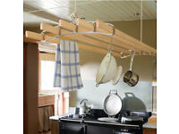 Pulleymaid™ Modern Clothes Airer