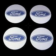 Ford Center Cap Emblem