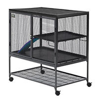 Midwest Critter Nation Single Cage with Stand