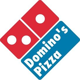 FULL TIME DRIVER AND IN-STORE JOBS WANTED - HODDESDON DOMINO'S