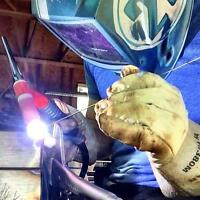 TIG Welding Steel / Stainless Looking for Part-Time work !