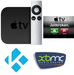 APPLE TV 1 & 2 JAILBREAK - PROGRAMMING KODI / XBMC