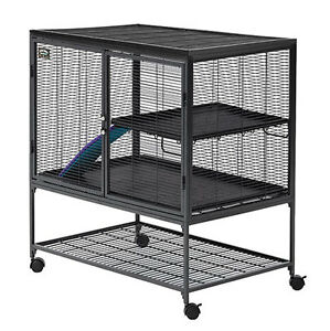 Single level critter nation cage