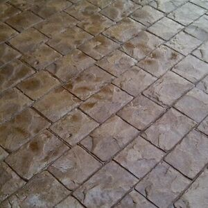 STAMPED CONCRETE & MORE