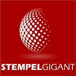 12 Zeilen Stempelplatte v STEMPELGIGANT Trodat® Professional 5208-68x47mm