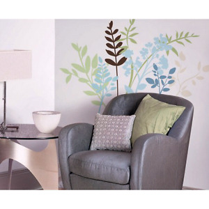 Etiquette murale neuf Wall Decals Leaves Branches Giant XL N