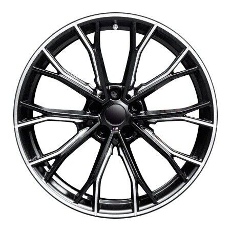 20 Oem Style Bmw Wheels 669m G30 To Fit E60f30f10 34567