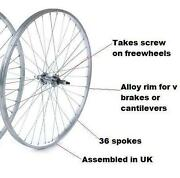 26 Mountain Bike Front Wheel