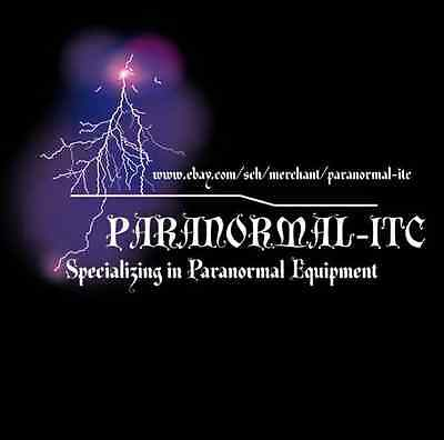 PARANORMAL GHOST HUNTING EQUIPMENT