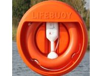 Life Buoy with Steel Stand