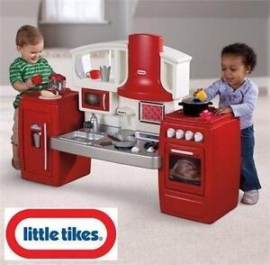 NEW LITTLE TIKES COOK 'N GROW KITCHEN KID'S TOY 106527416