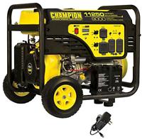 Generator Electrical Service