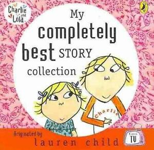 Audiobook / Charlie and Lola BEST STORY COLLECTION / Englisch für Kinder