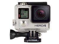 GoPro Hero 4 Silver (Brand new in box)