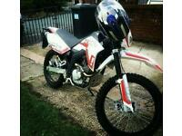 Zx125 Sfm bikes