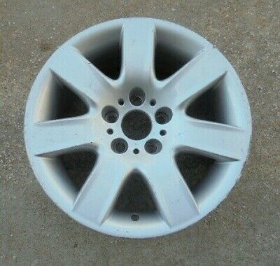 "17"" 2001 02 Bmw 740i 750i 7 spoke Alloy Wheel Rim"