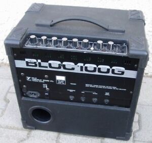 Traynor BLOC100G Amp for sale