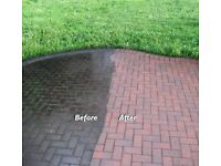 High power petrol jet washing cleaning services