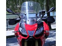 Aprilia Caponord 1200 Screen by Calsci... the best!