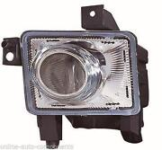 Vectra C Fog Lights