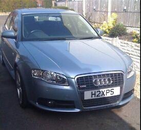 Audi A4 S Line 46000 genuine miles