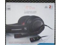 CHEAPEST PRICE EVER - Sennheiser's PC 373D Gaming Headset