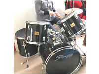 Stag 5 piece drum kit