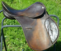 SPRING SALE  ON 17 IN ENGLISH SADDLE