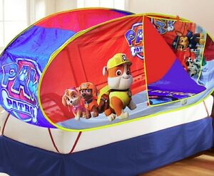 Bed Tent PAW PATROL - $20