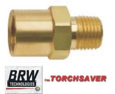 58-18 Rh Female Tig Welding Gas Fitting Argon Inert Gas Welder B Size Pn A-404