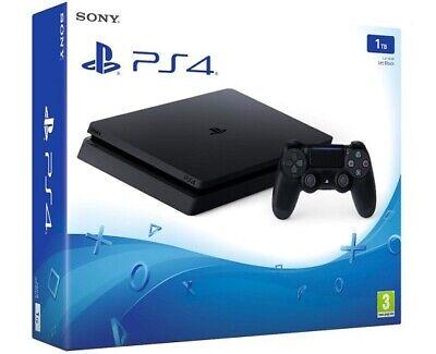 Sony PLAYSTATION 4 Slim Console 500 GB / Nip