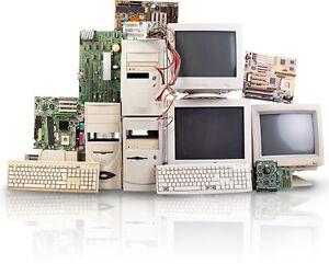 Recuperation de materiel informatique ou Électronique