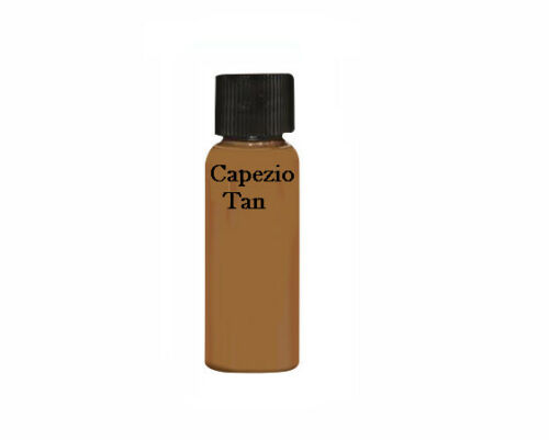 Leather Refinish Color Restorer® ~ We are ORIGINAL! ~ Capezio Tan 1oz Sample