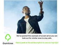 Kendrick Lamar Tickets -- Read the ad description before replying!!
