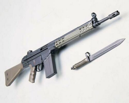 Turkish Army military g3 Bayonet  Bagnet  2
