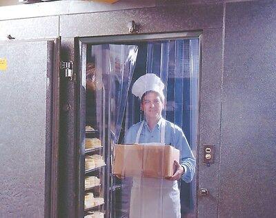 3 X 7 Strip Curtain Door 36 X 80 Vinyl Cooler Freezer 6 Cold Room Pvc