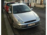 LHD FORD FOCUS 2001 1.8 DISEL DAMAGE