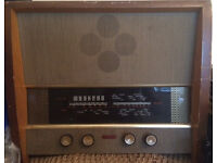 1950's Valve radio