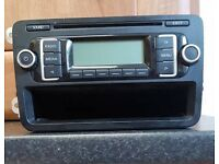 Volkswagen RCD210 MP3 radio