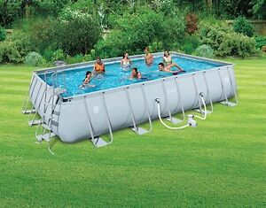 Hydro Force Above Ground Pool
