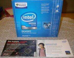 NEW INTEL DG45FC Mini ITX MOTHERBOARD - LGA 775