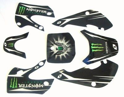 (GRAPHICS DECAL STICKER KIT for KAWASAKI KLX110 KLX 110 KX 65)